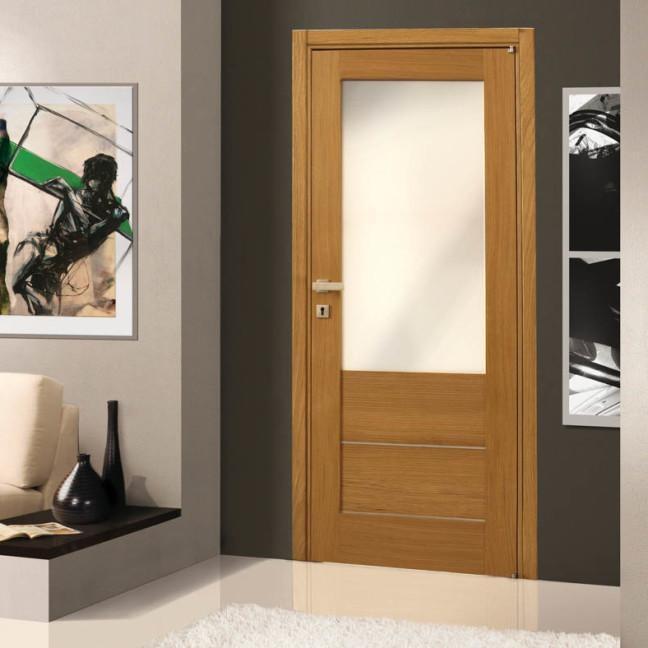 drzwi w przedpokoju