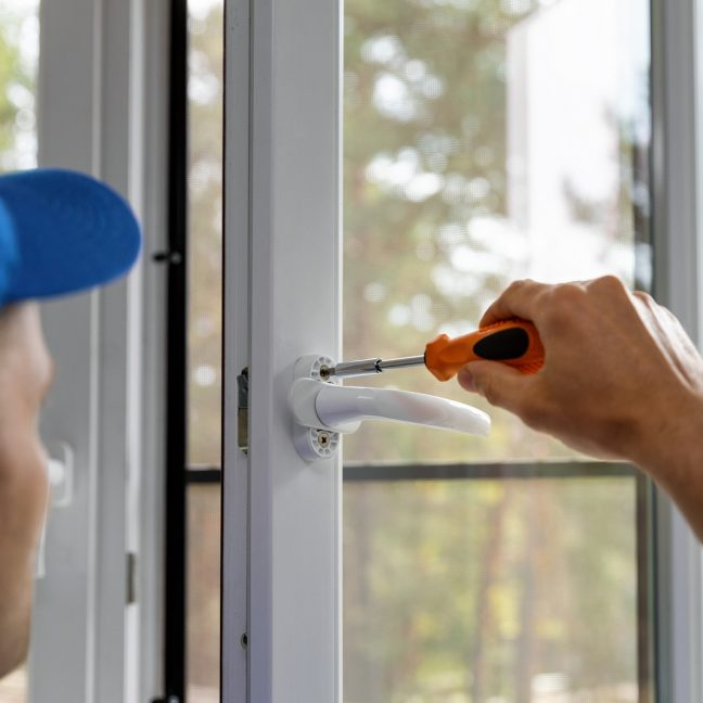 montaż okna PCV
